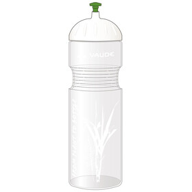 VAUDE Organic Bidon 750ml, transparent